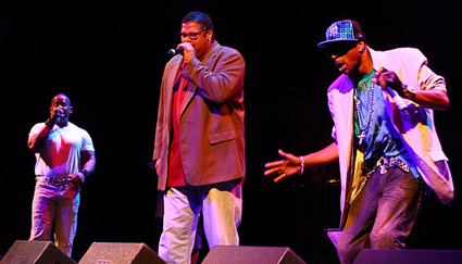 "SUGAR HILL GANG ""New Years Eve and 30 years of Rapper Delight tour"" Dec/Jan"