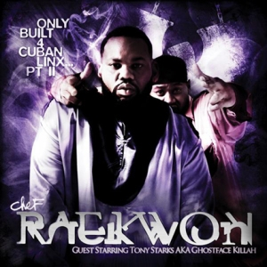 "RAEKWON (Wu Tang Clan) ""Only Built 4 Cuban Linx Part II"" album release tour, July 2010"