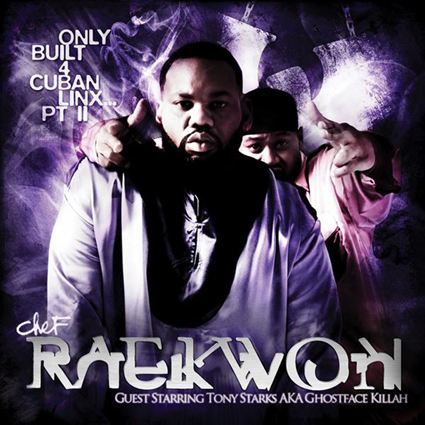 "RAEKWON (Wu Tang Clan) ""Only Built 4 Cuban Linx Part II"""