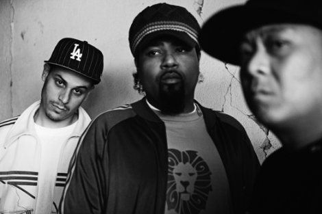 Dilated Peoples - Summer 2010 Europe Tour June
