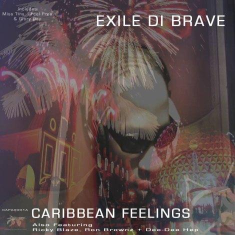 CAPA0001A Exile Di Brave - Caribbean Feelings