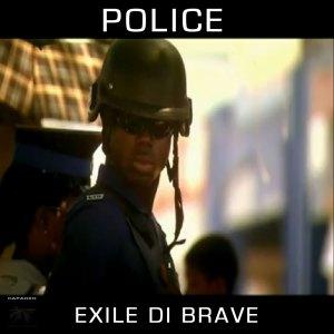 CAPA020 Exile Di Brave - Police