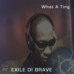 CAPA017 Exile Di Brave - What A Thing