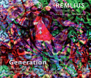 FFAM00001A Remlius – Generation (CD Album Cover)