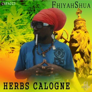 CAPA023 Fhiyahshua - Herbs Calogne
